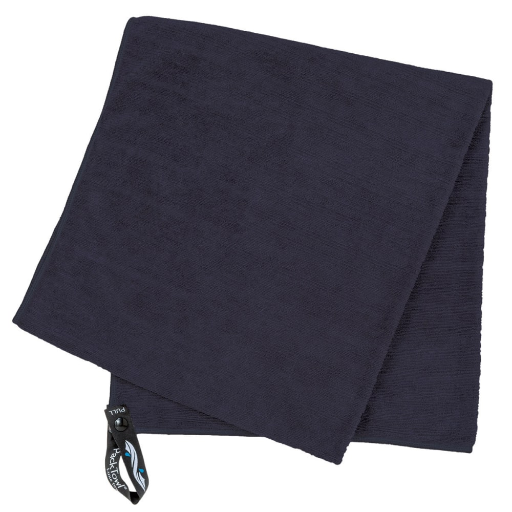 PACKTOWL Luxe Towel, Face - DEEP SEA