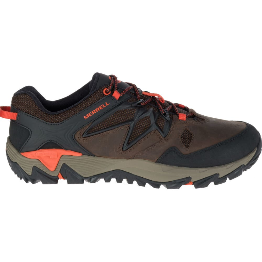 MERRELL Men's All Out Blaze 2 Hiking Shoes, Clay 8
