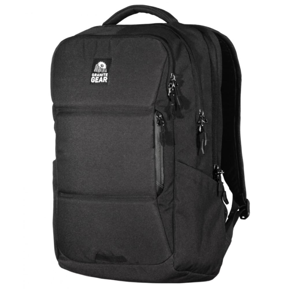 GRANITE GEAR Bourbonite Backpack - BLACK