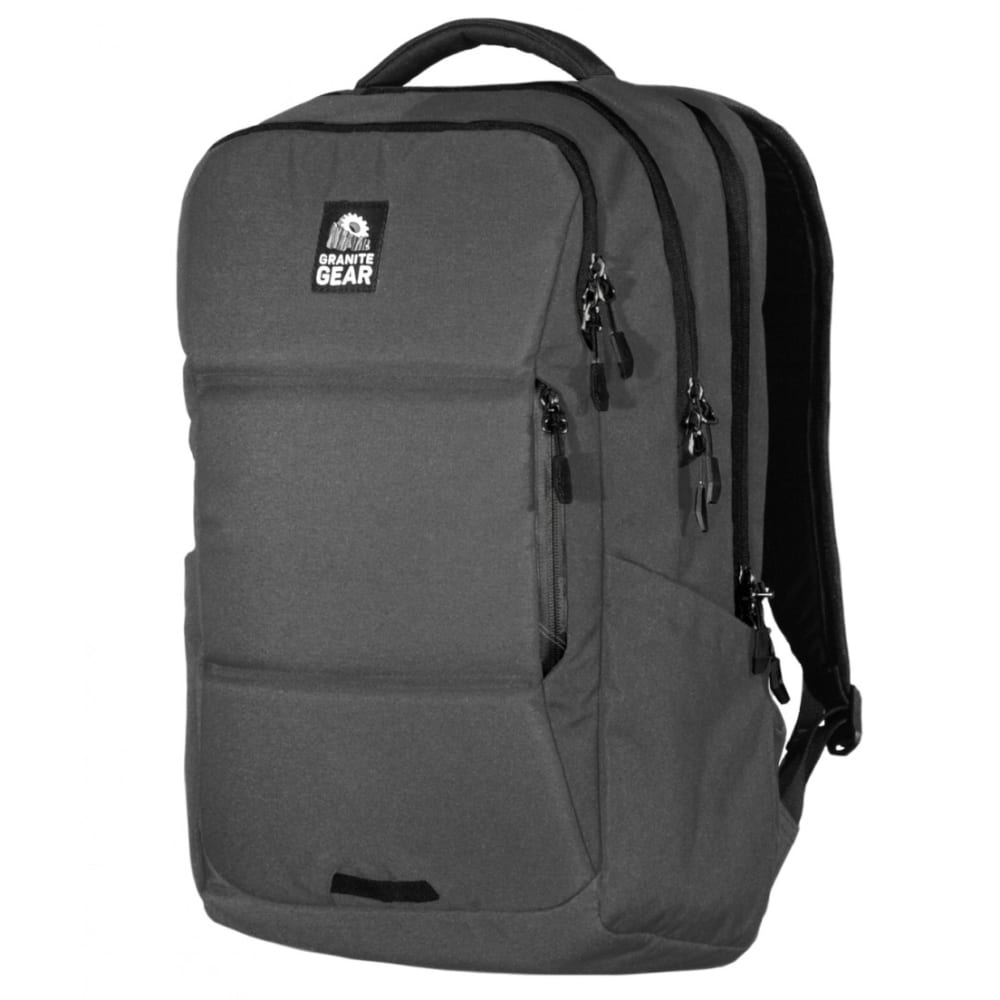 GRANITE GEAR Bourbonite Backpack - DEEP GREY/BLACK