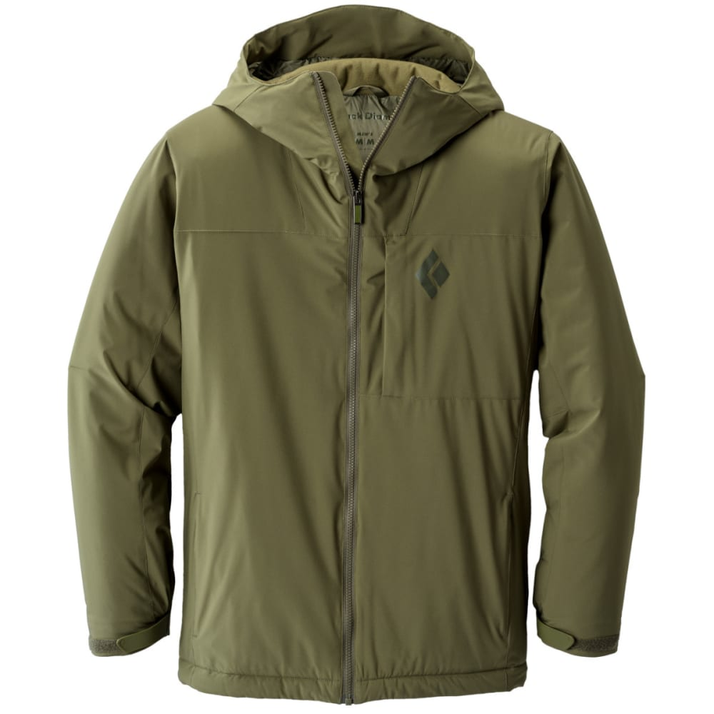 BLACK DIAMOND Men's Pursuit Hoody - BURNT OLIVE