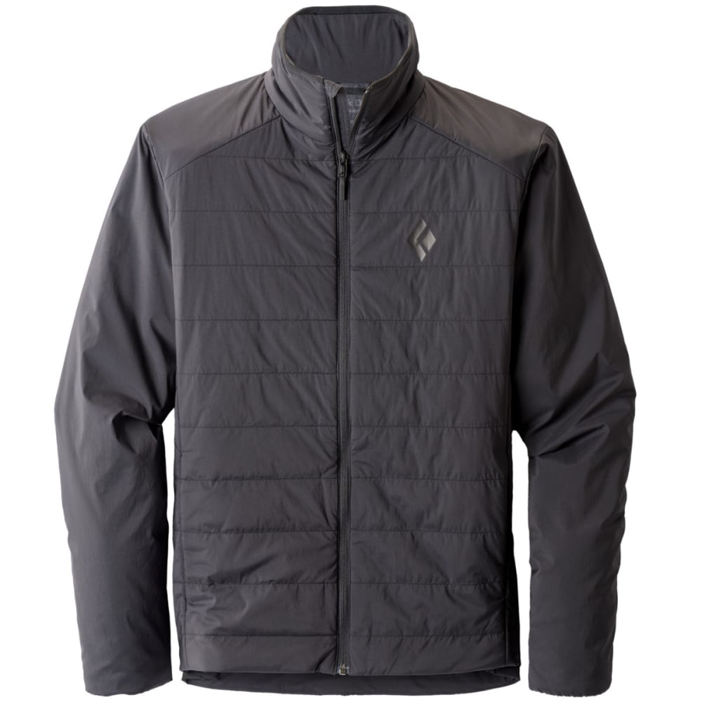 BLACK DIAMOND Men's First Light Jacket - SMOKE