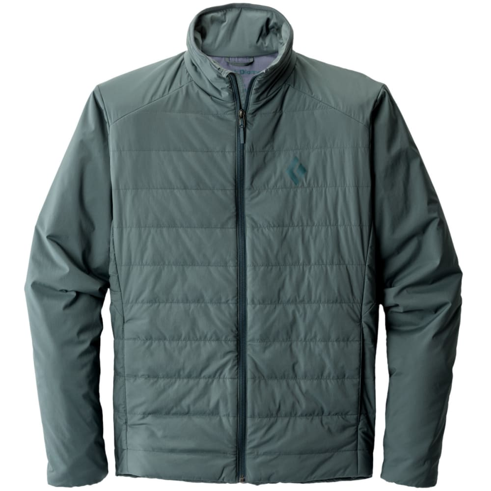 Black Diamond Men's First Light Jacket - Blue W49X