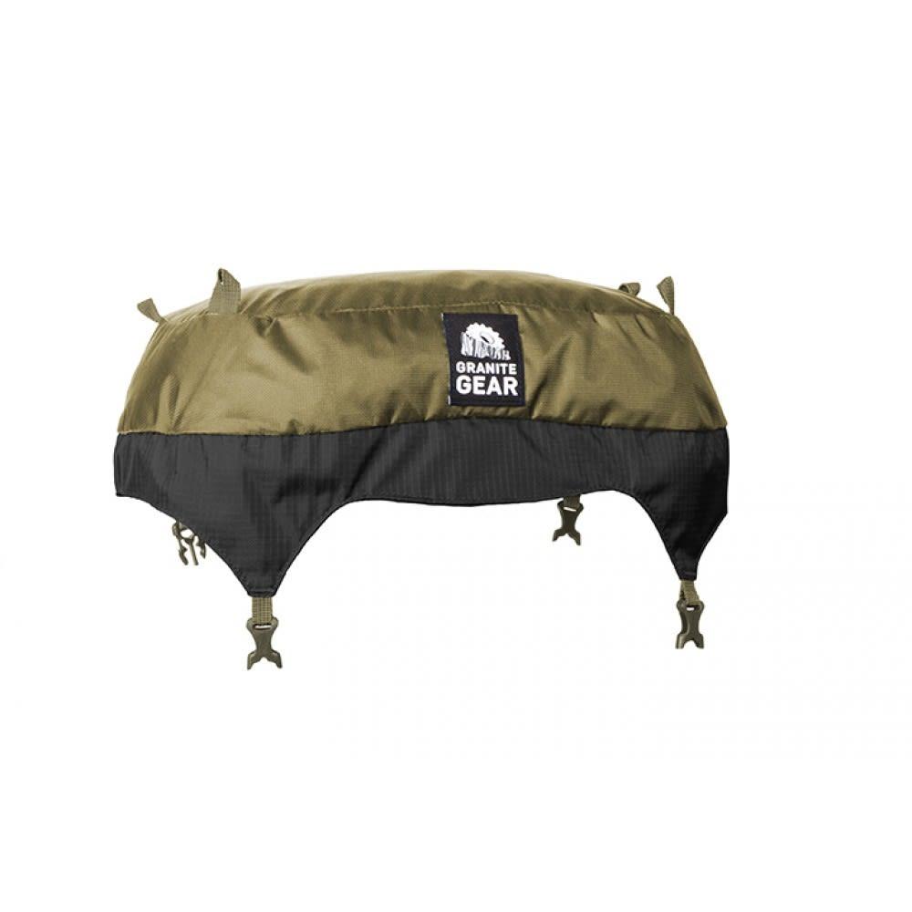 GRANITE GEAR Crown2 60 Pack, Long - HIGHLAND PEAT/BLACK