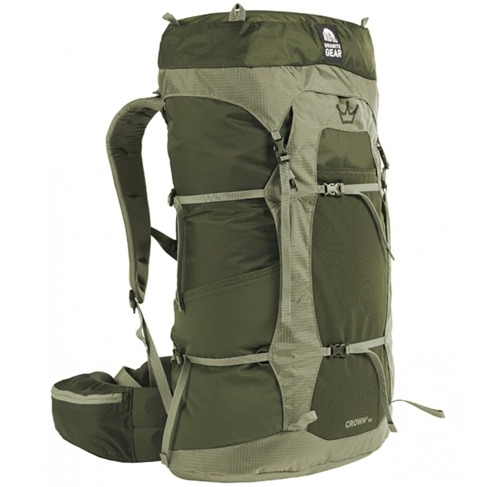 GRANITE GEAR Crown2 60 Pack ONE SIZE