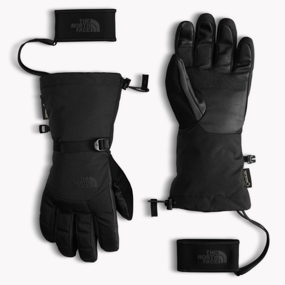 THE NORTH FACE Men's Montana Gore-Tex Gloves - TNF BLACK-JK3