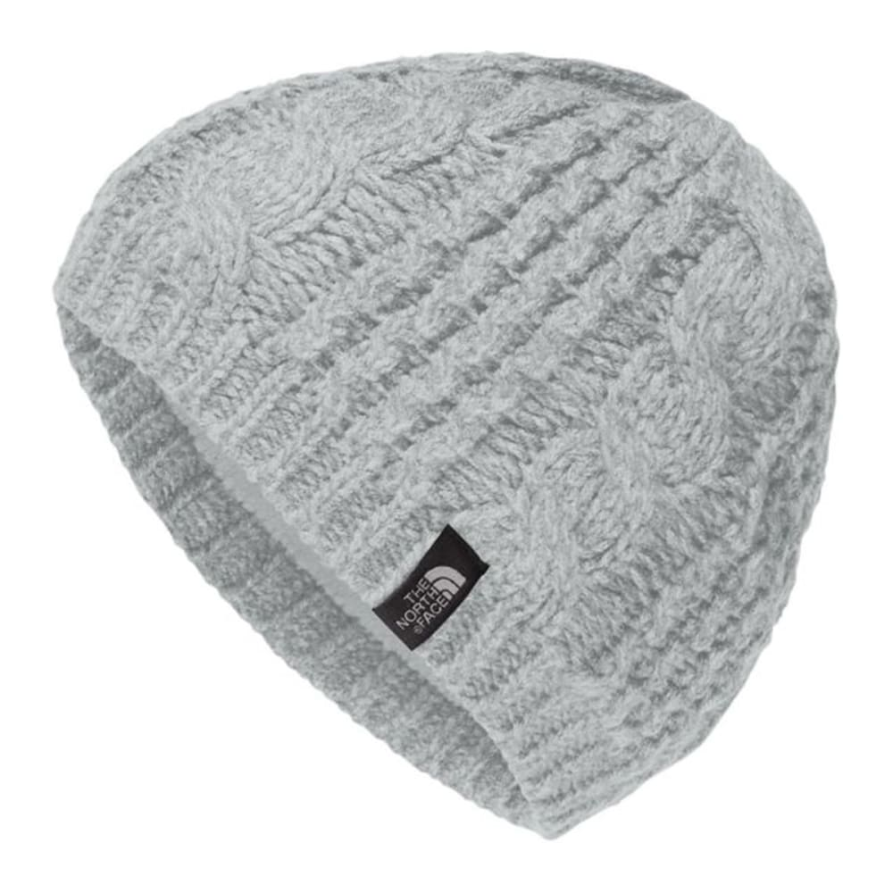 THE NORTH FACE Women's Cable Minna Beanie - HIGH RISE GREY-A0M