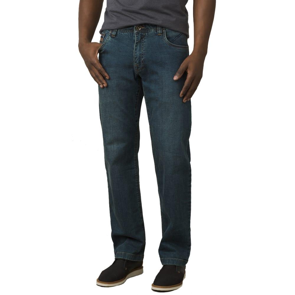 PRANA Men's Axiom Jeans, 30 in. Inseam - ANSW-ANTIQUE STONE W