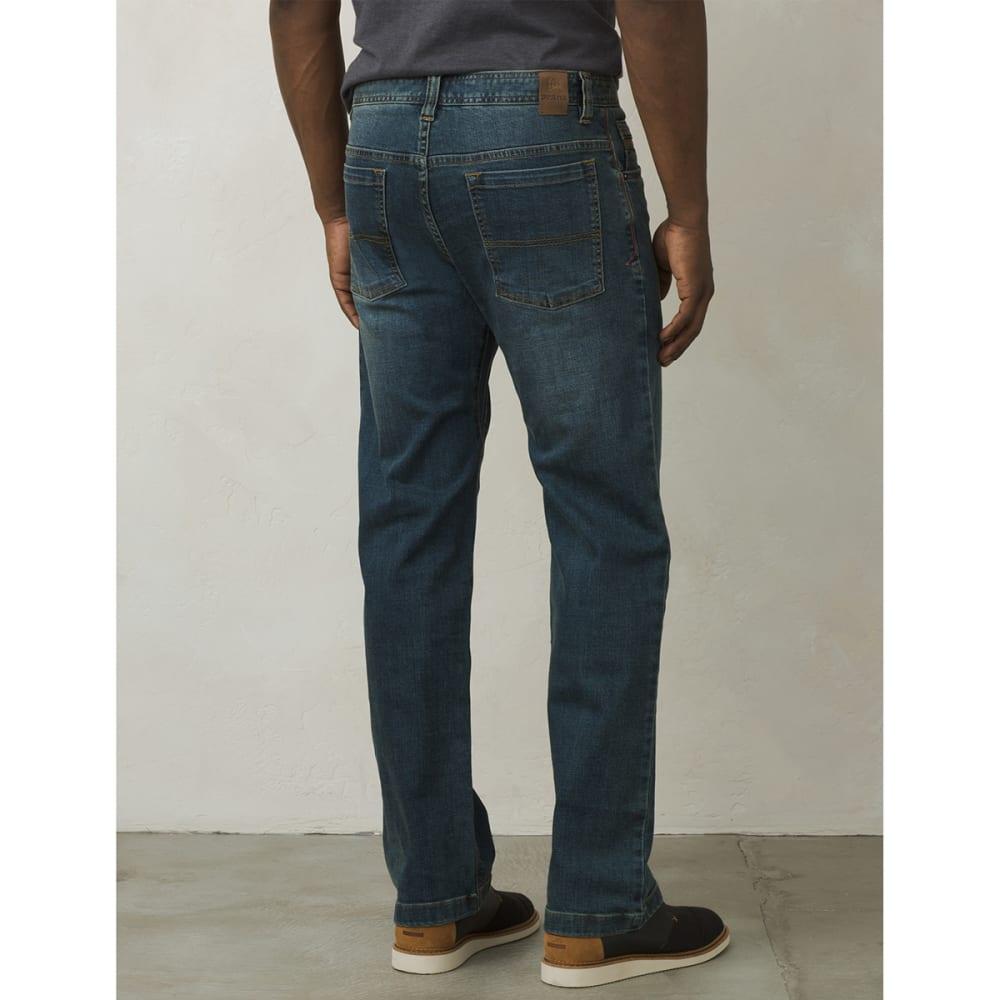 PRANA Men's Axiom Jeans, 32 in. Inseam - ANSW-ANTIQUE STONE W