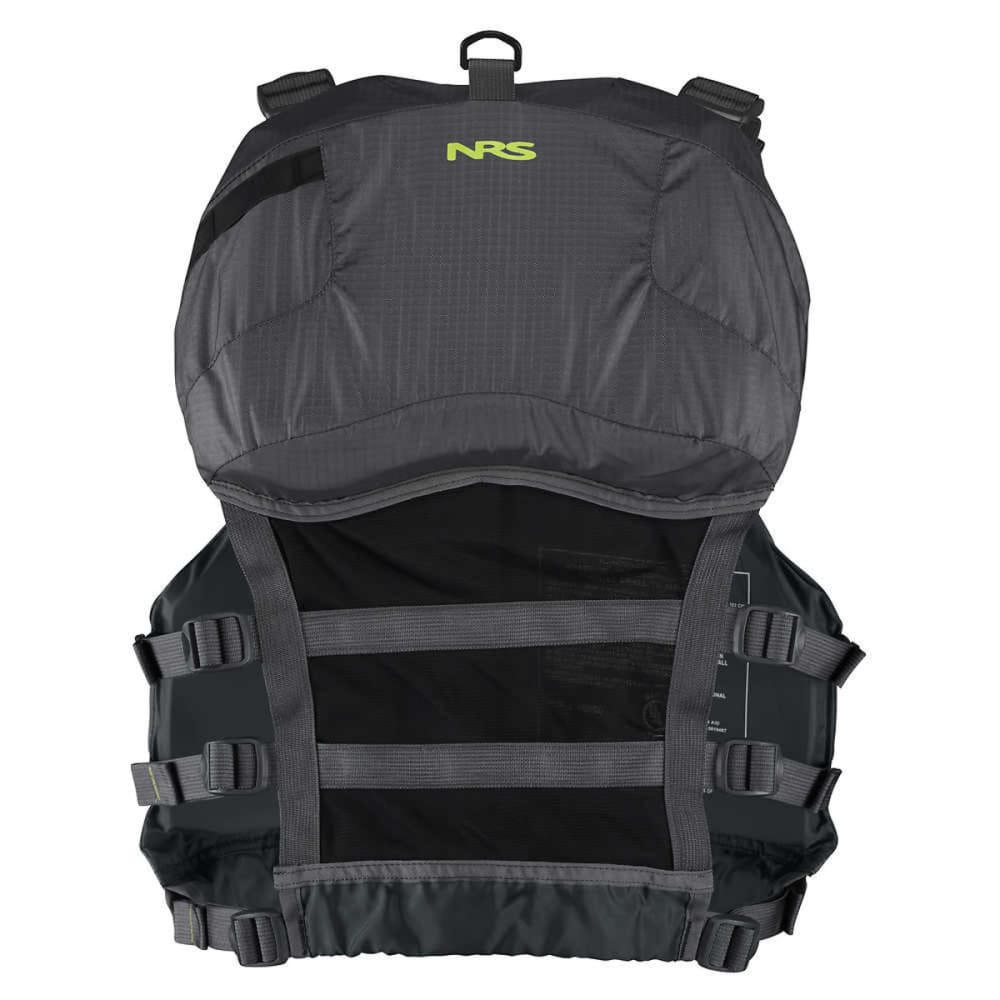 NRS Chinook Fishing PFD - CHARCOAL