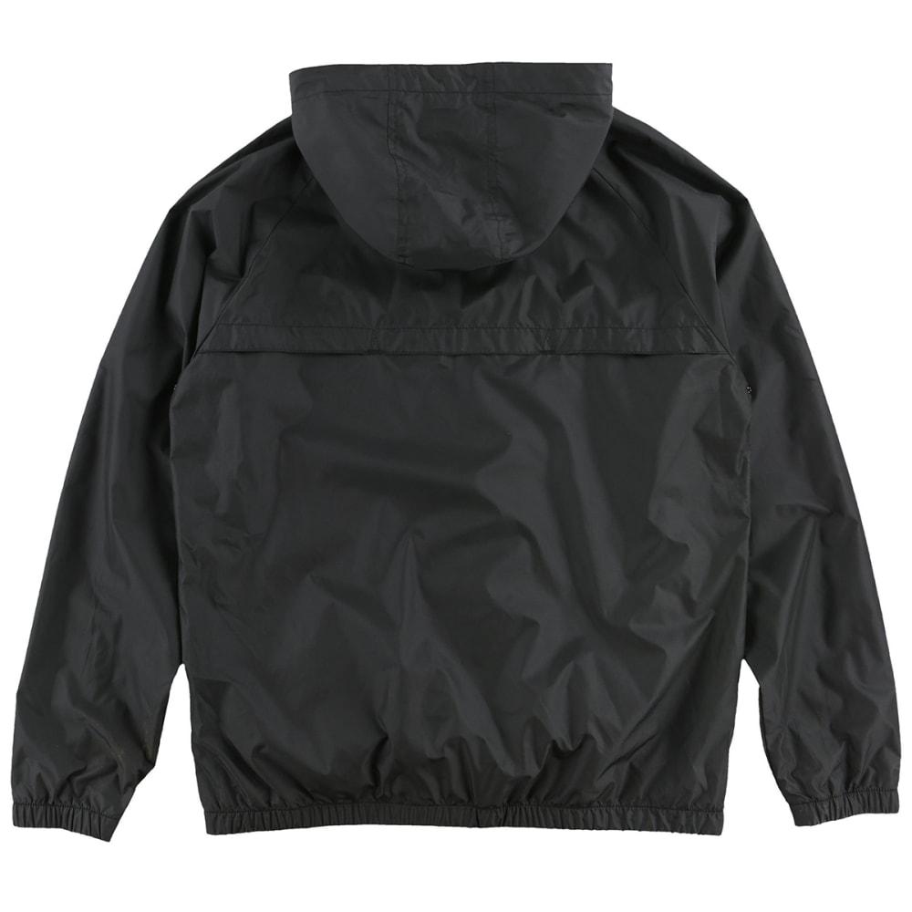 O'NEILL Guys' Traveler Windbreaker Jacket - GRA-ASPHALT HTR