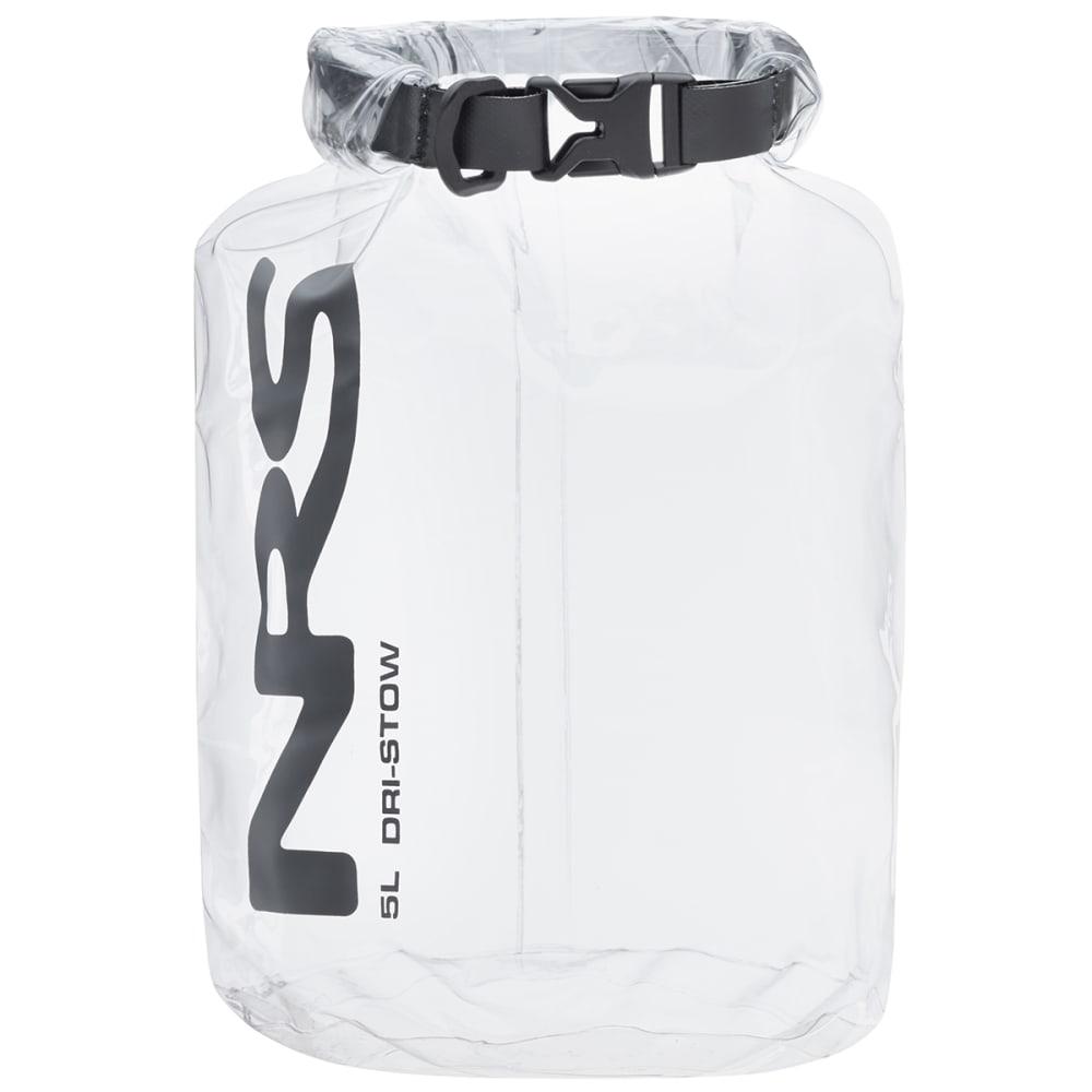 NRS 5L Dri-Stow Dry Sack - CLEAR
