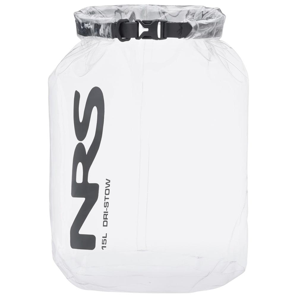 NRS 15L Dri-Stow Dry Sack - CLEAR