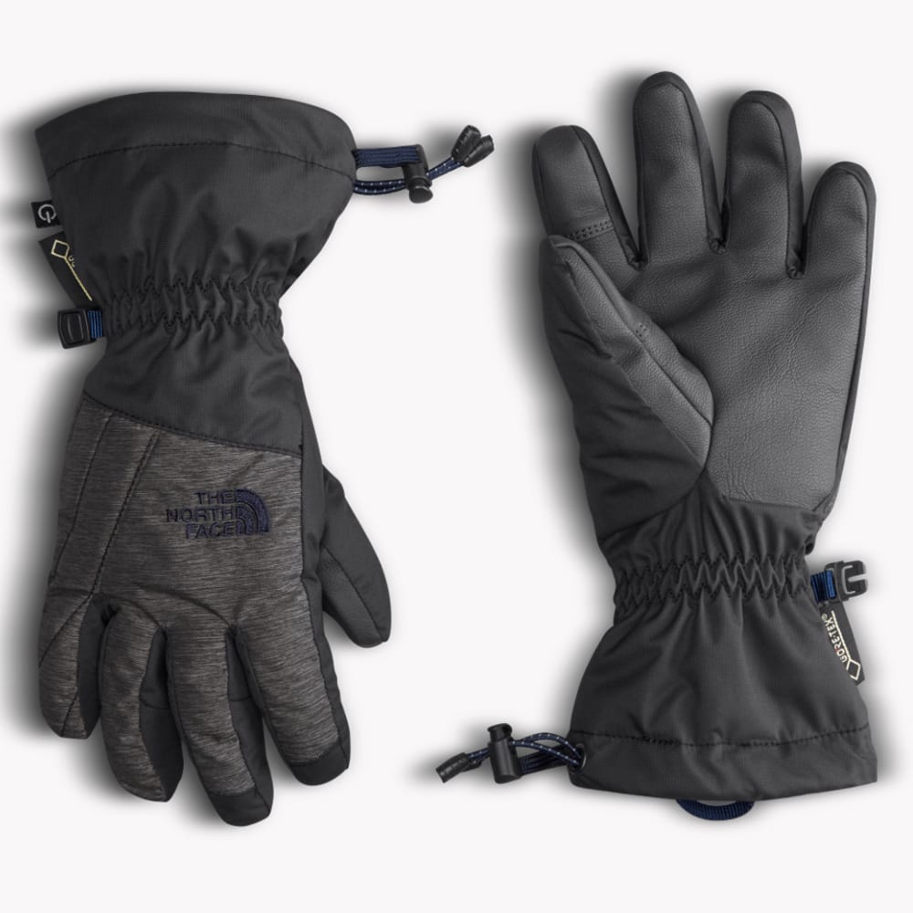 THE NORTH FACE Youth Montana Gore-Tex Gloves - GRAPHITE GREY-S9Z