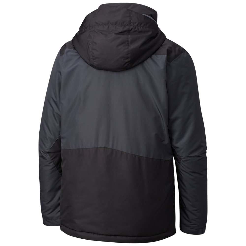 COLUMBIA Men's Antimony Outdoor Jacket - GRAPHITE-053