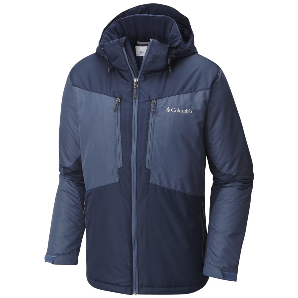 COLUMBIA Men's Antimony Outdoor Jacket - DK MTN-478