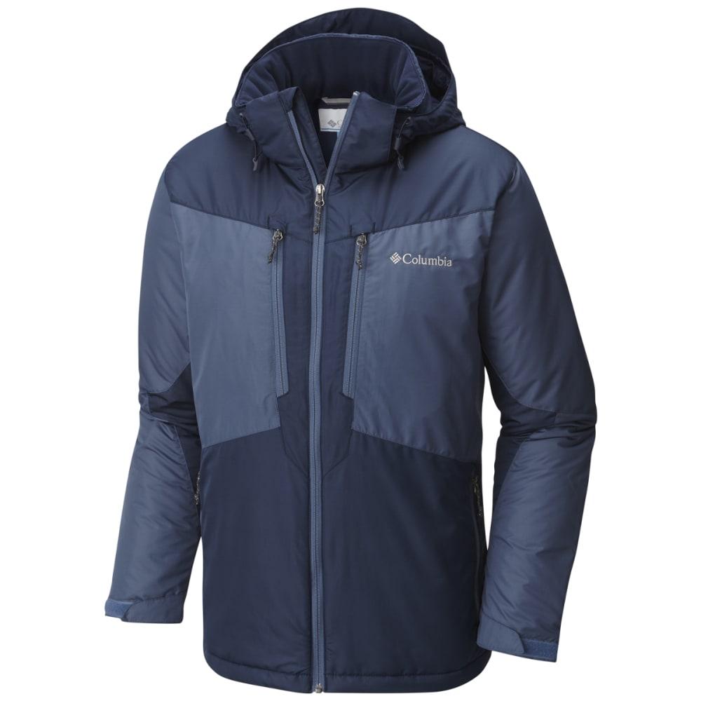 COLUMBIA Men's Antimony Outdoor Jacket - DK MTN-478