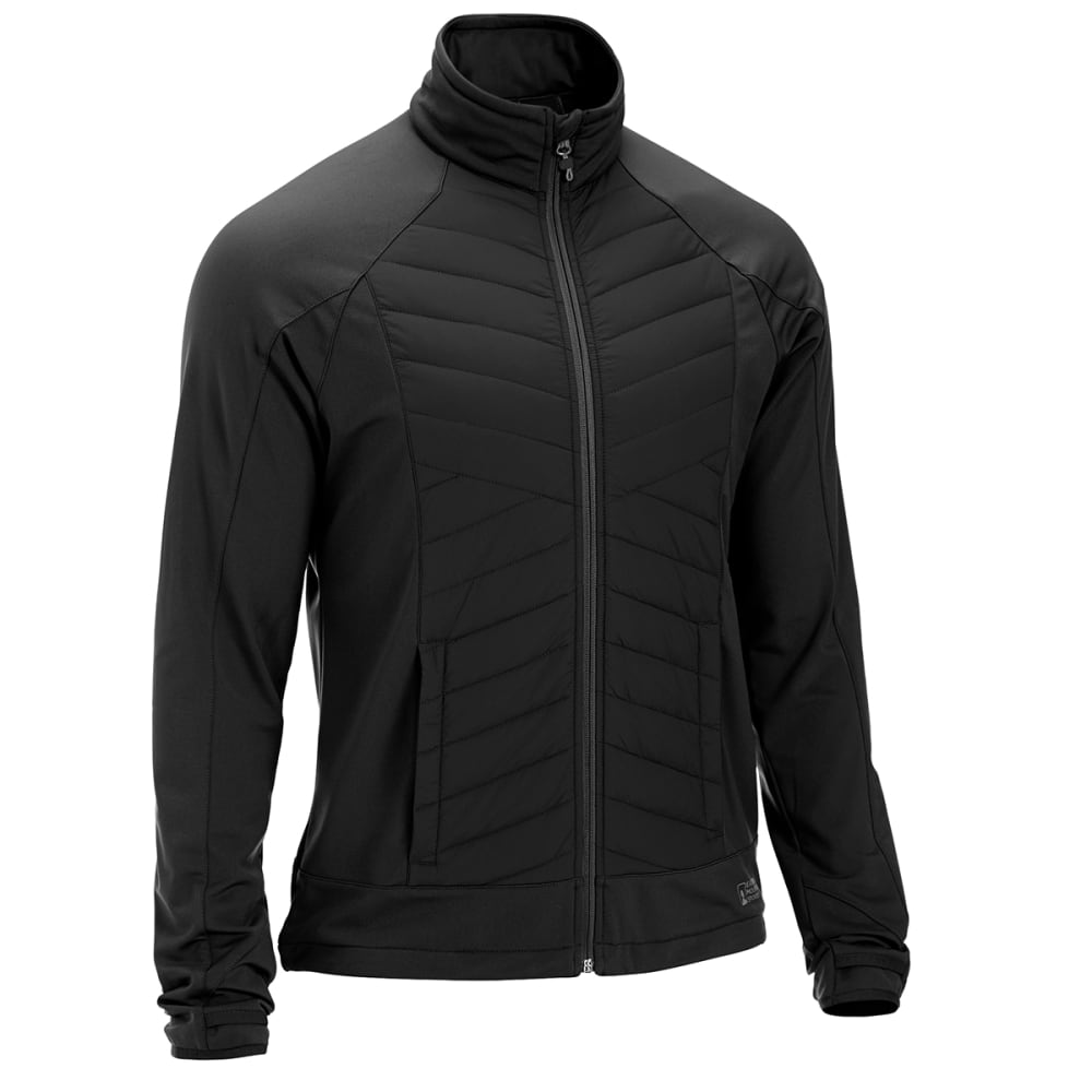 EMS Men's Impact Hybrid Jacket - BLACK