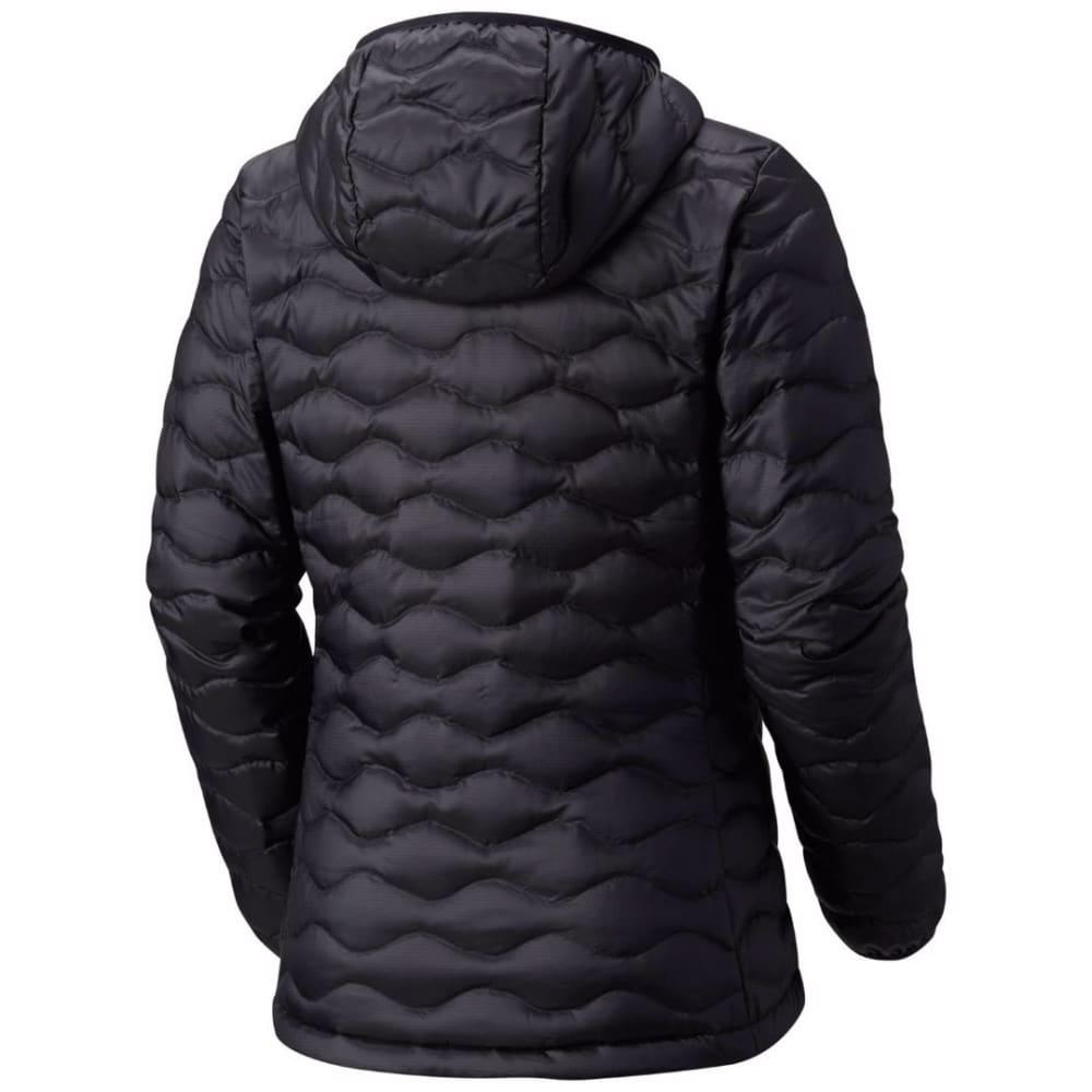 MOUNTAIN HARDWEAR Women's Nitrous™ Hooded Down Jacket - 010-BLACK