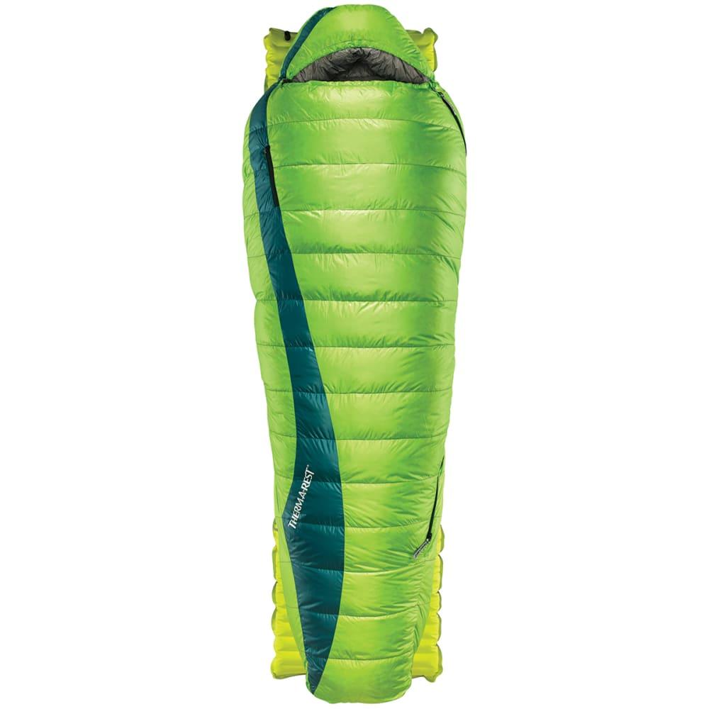 THERM-A-REST Questar HD 20 Sleeping Bag, Long - GEMINI GREEN