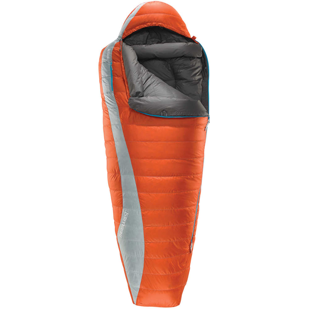 THERM-A-REST Antares HD Sleeping Bag, Regular - CHILI