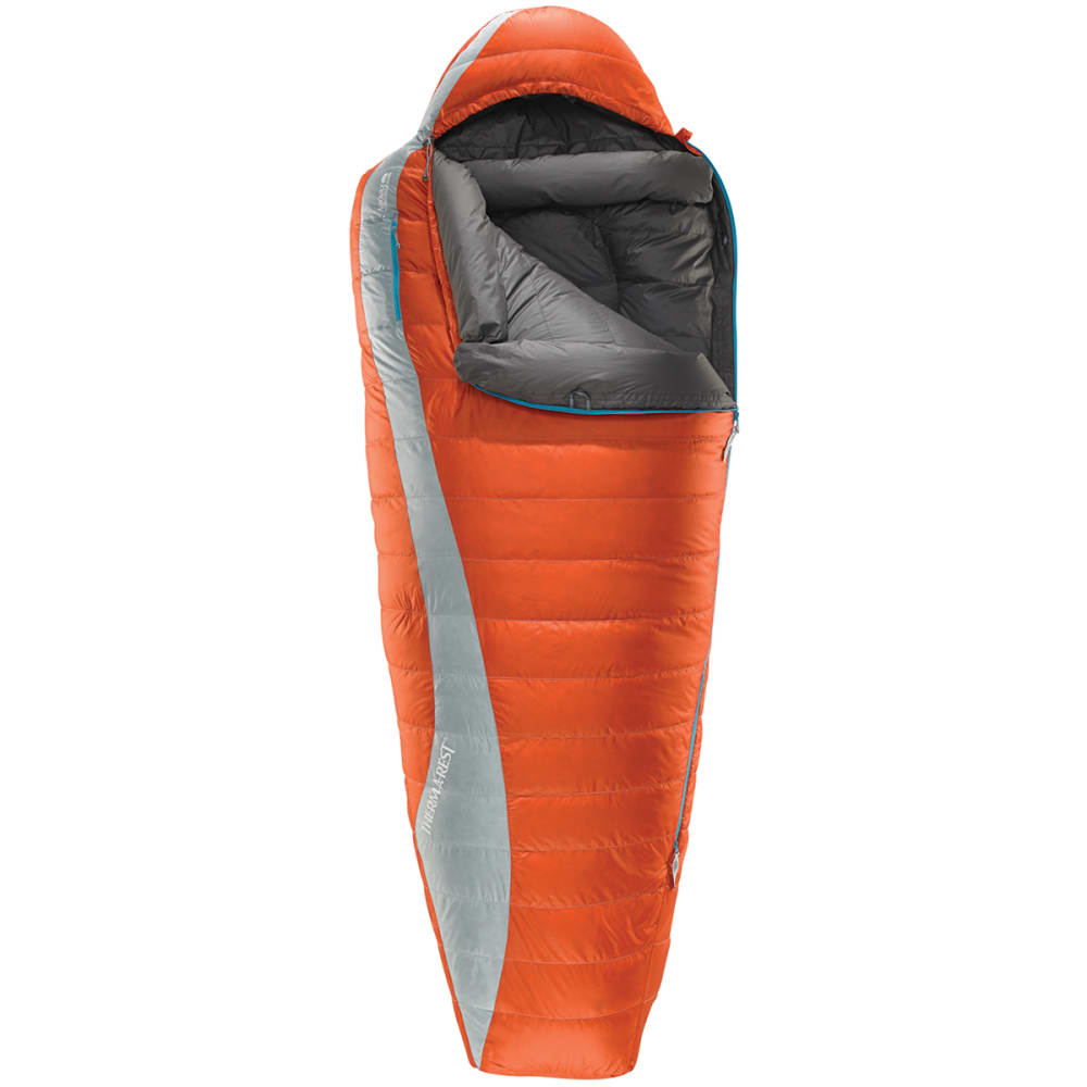 THERM-A-REST Antares HD Sleeping Bag, Long - CHILI