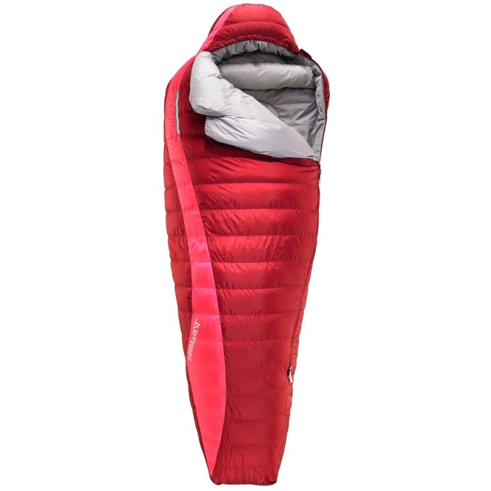 THERM-A-REST Women's Mira HD Sleeping Bag, Regular - RUBY