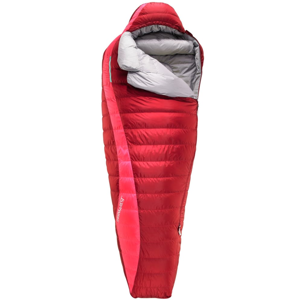 THERM-A-REST Women's Mira HD Sleeping Bag, Long - RUBY
