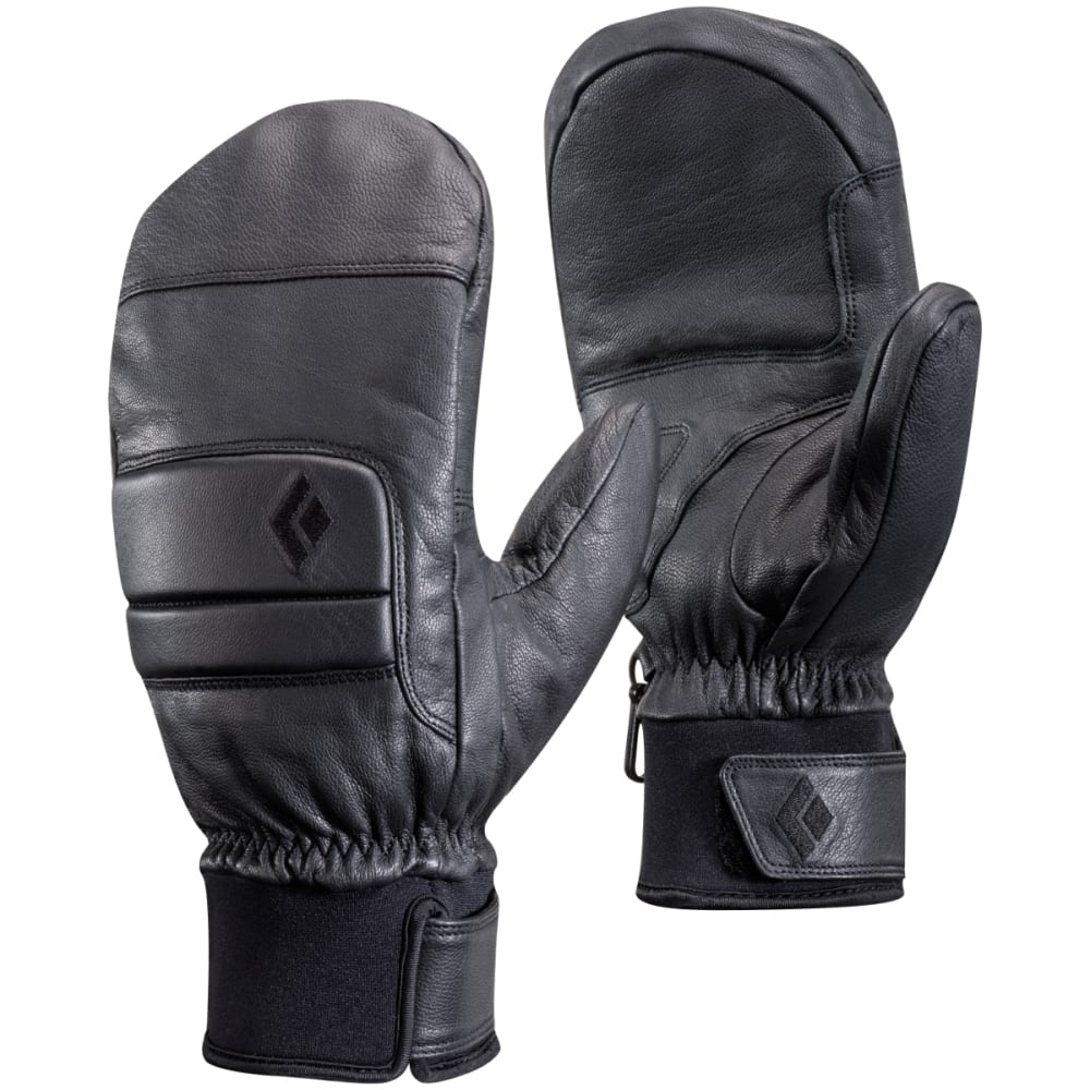 BLACK DIAMOND Women's Spark Mitts - SMOKE
