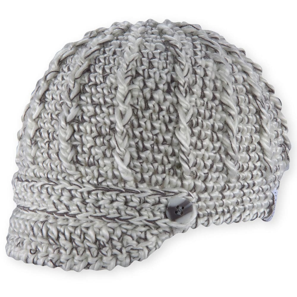 PISTIL Women's Clara Knit Brim Hat - IVORY