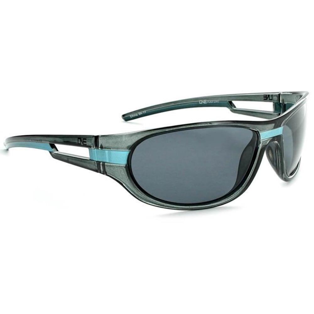 ONE BY OPTIC NERVE Kids' Homerun Polarized Sunglasses - GREY