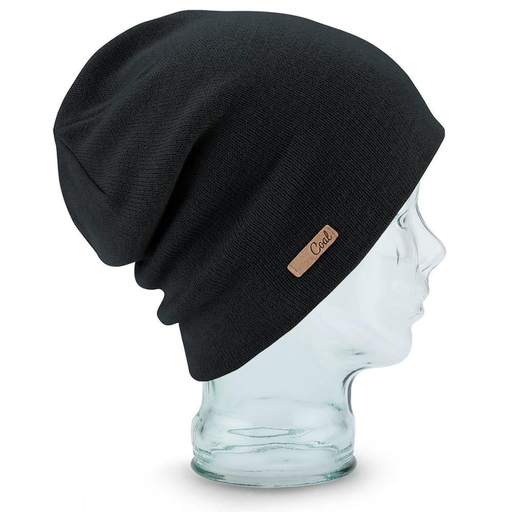 COAL Julietta Beanie - BLACK