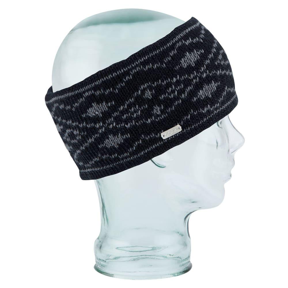Coal Whatcom Headband - Black