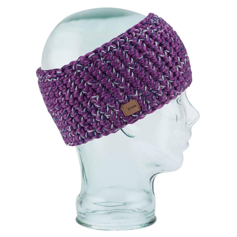 COAL Peters Headband - PLUM