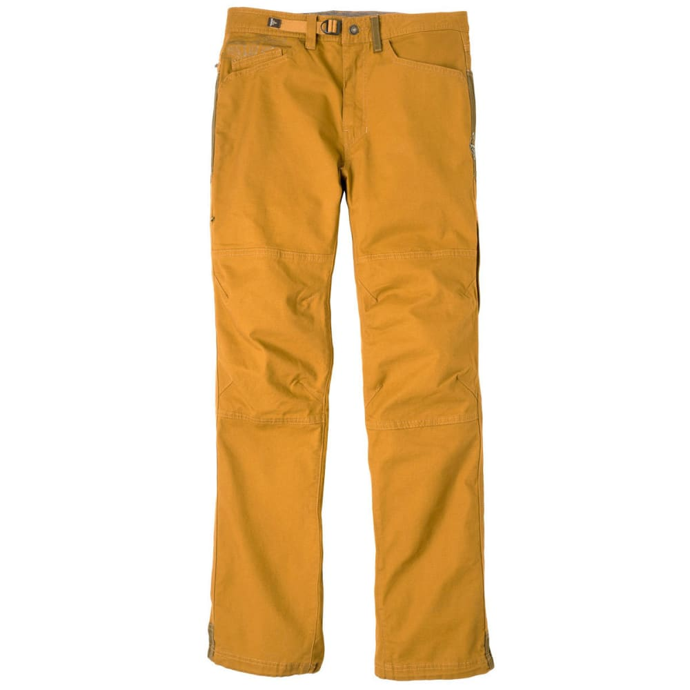 PRANA Men's Continuum Pants - CUMIN