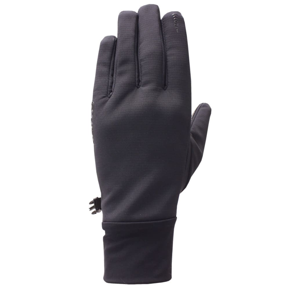 SEIRUS Men's Gore® Windstopper All Weather Gloves - BLACK