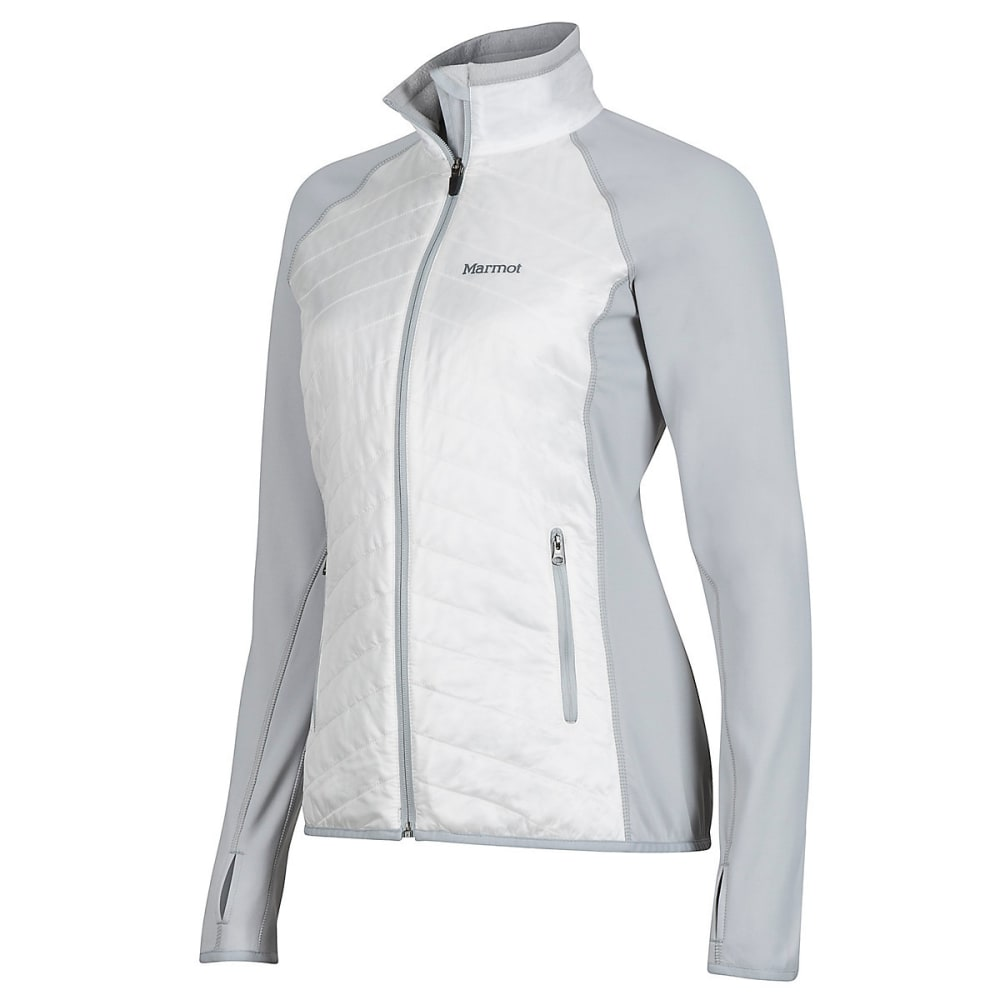 MARMOT Women's Variant Jacket - 1843-BRIGHT STEEL/WH