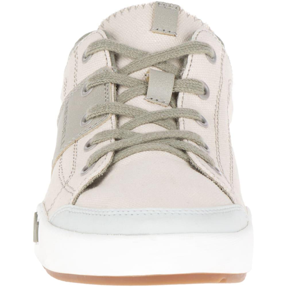 MERRELL Women's Rant Canvas Sneakers, Whitecap Grey - WHITECAP GREY