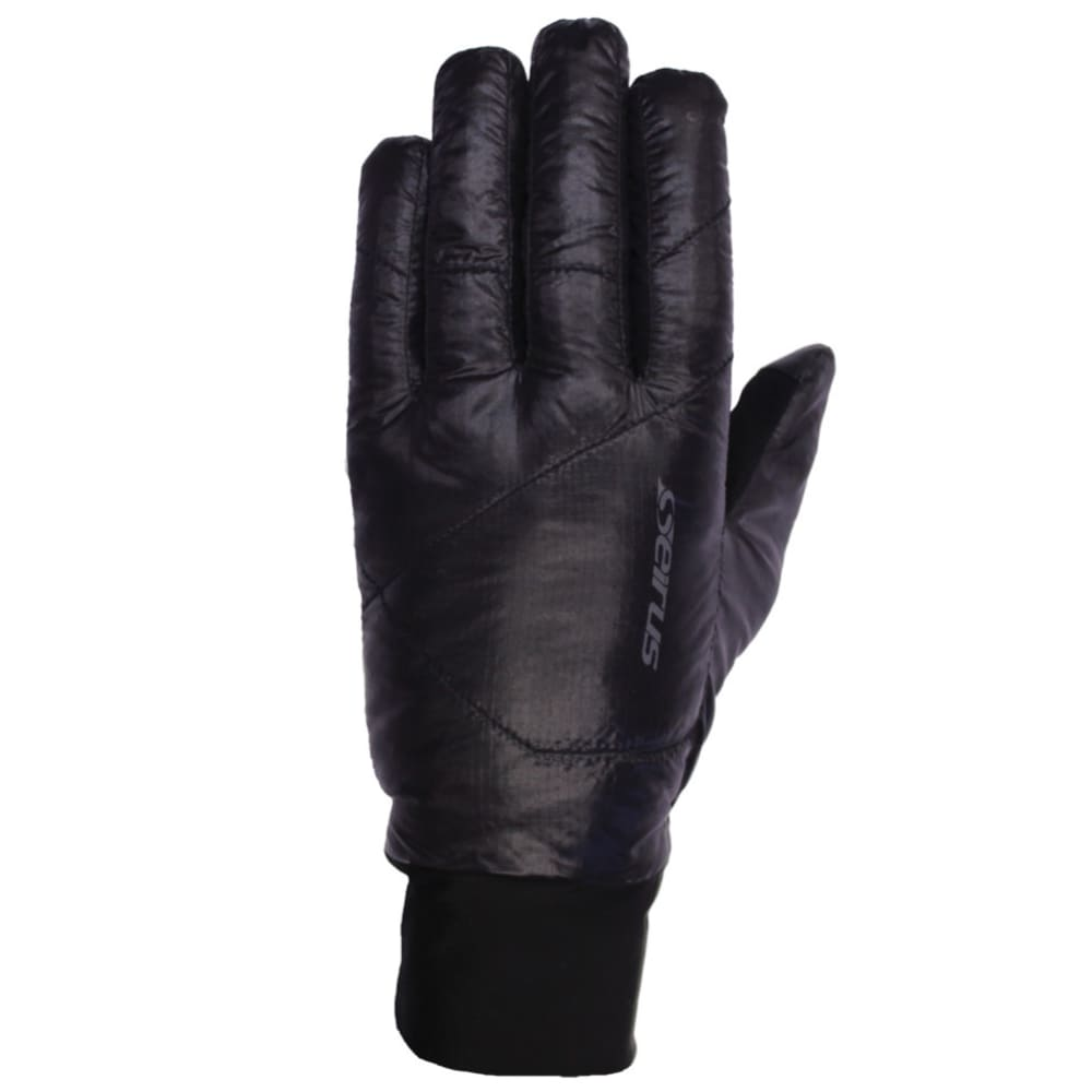 SEIRUS Women's Solarsphere Ace Gloves - BLACK