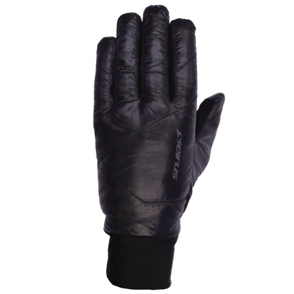 SEIRUS Women's Solarsphere Ace Gloves - BLACK