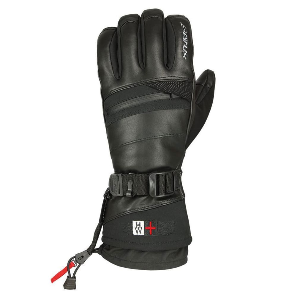 SEIRUS Women's Heatwave Plus Ascent Gloves - BLACK