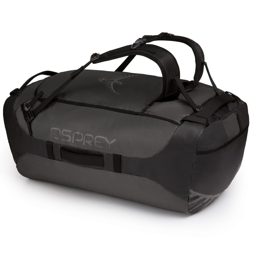 OSPREY Transporter 130 Backpack Duffel - BLACK 1139