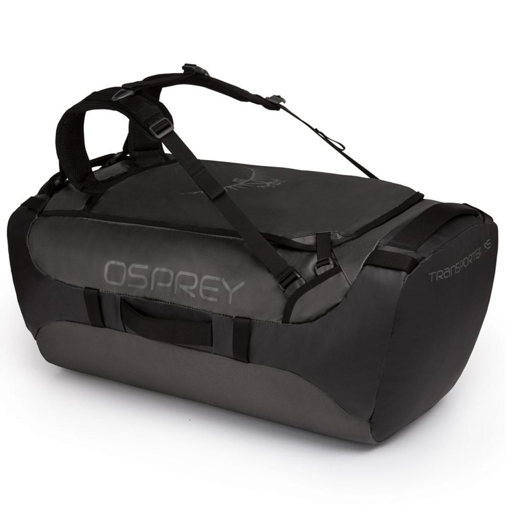 OSPREY Transporter 95 Backpack Duffel - BLACK 1144