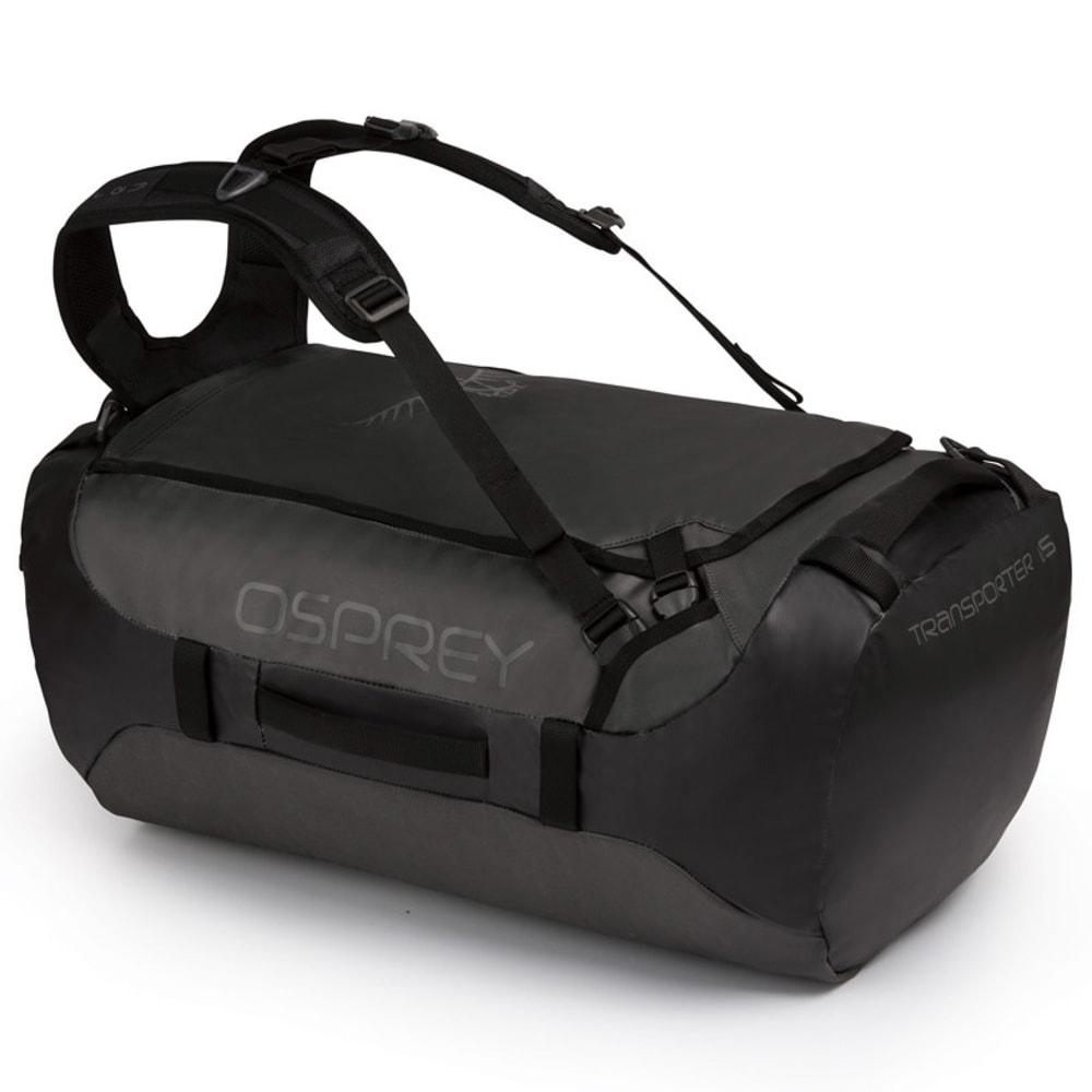 OSPREY Transporter 65 Backpack Duffel - BLACK 1149