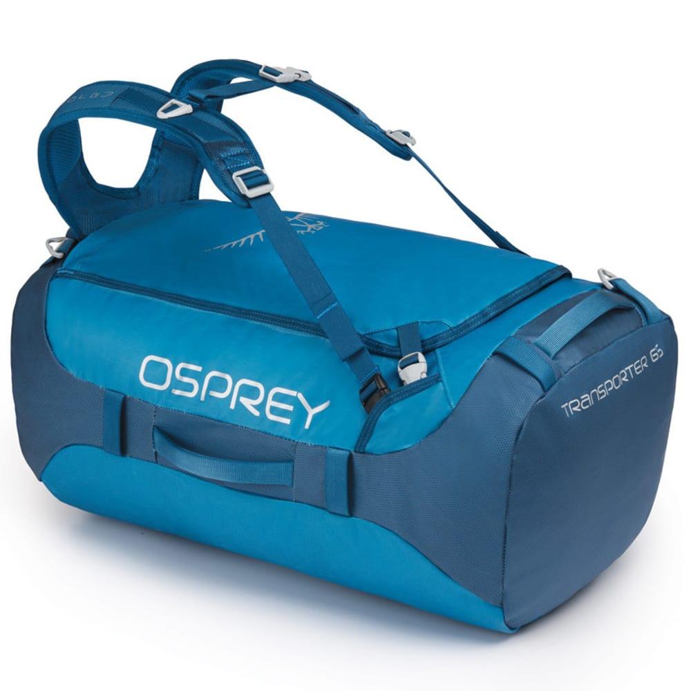 OSPREY Transporter 65 Duffel - KINGFISHER BLUE 1148
