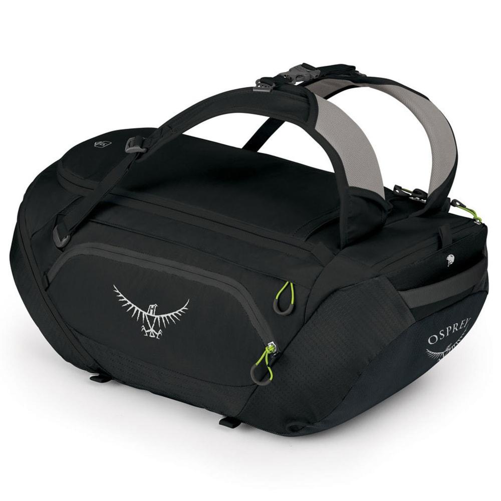 OSPREY Snowkit Duffel Pack - ANTHRACITE BLACK