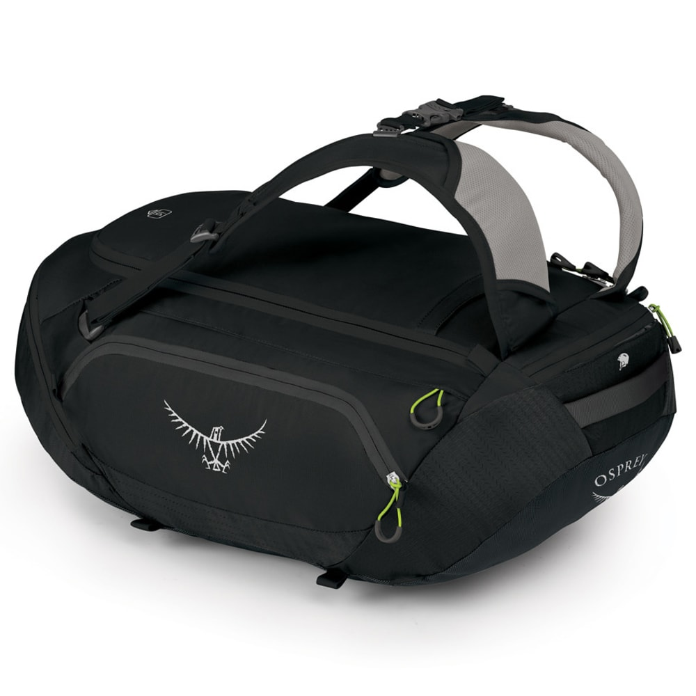 OSPREY TrailKit Duffel - ANTHRACITE BLACK