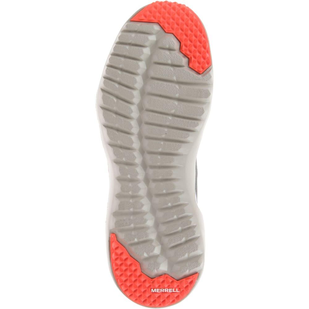 MERRELL Women's 1SIX8 Mesh Trail Running Shoes, Aluminum - ALUMINUM