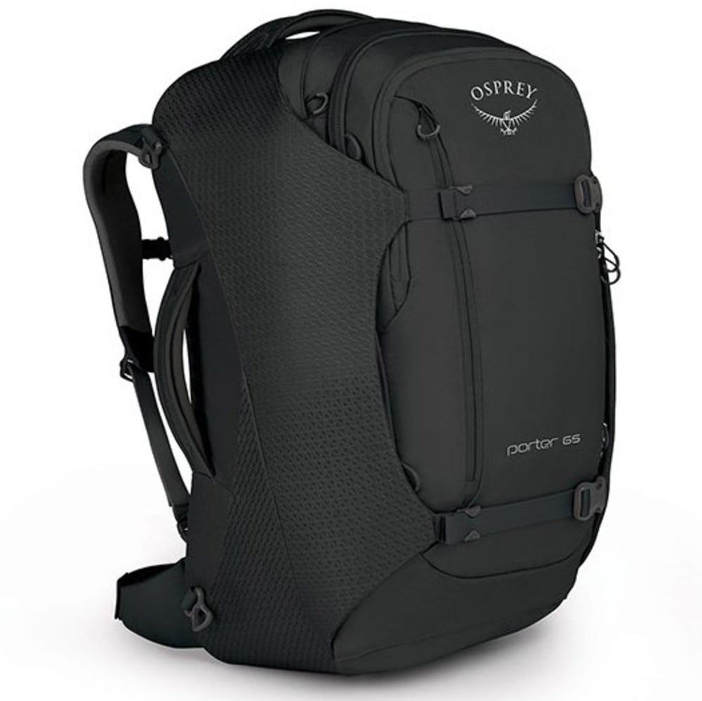 OSPREY Porter 65 Travel Pack - BLACK