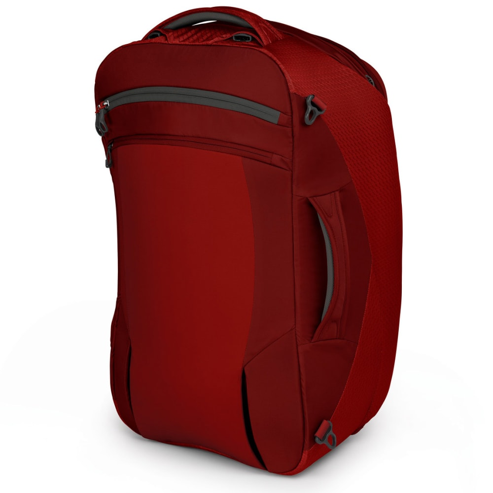 OSPREY Porter 65 Travel Pack - DIABLO RED